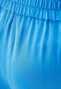 Bershka - Trousers - blue - 5