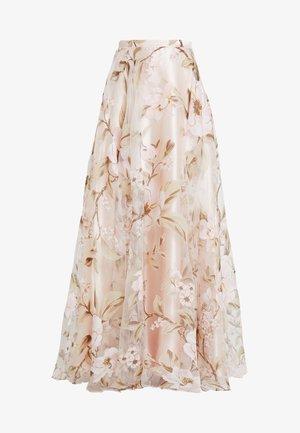 Maxi skirt - blush