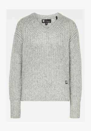 Jumper - grey htr
