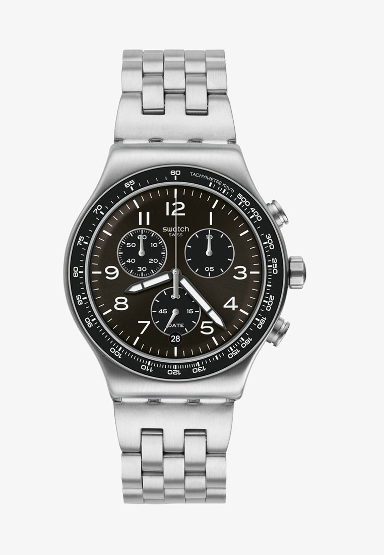 Swatch - Chronograph watch - grey