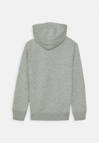 GAP - BOY NEW ARCH HOOD - Bluza rozpinana - light heather grey - 1