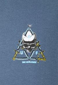 HUF - Print T-shirt - slate - 2