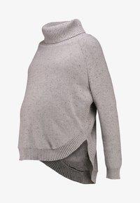 Seraphine - ALMA - Sweter - grey/black - 5