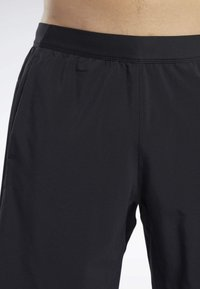 Reebok - SPEEDWICK SPEED SHORTS - Pantalón corto de deporte - black - 2