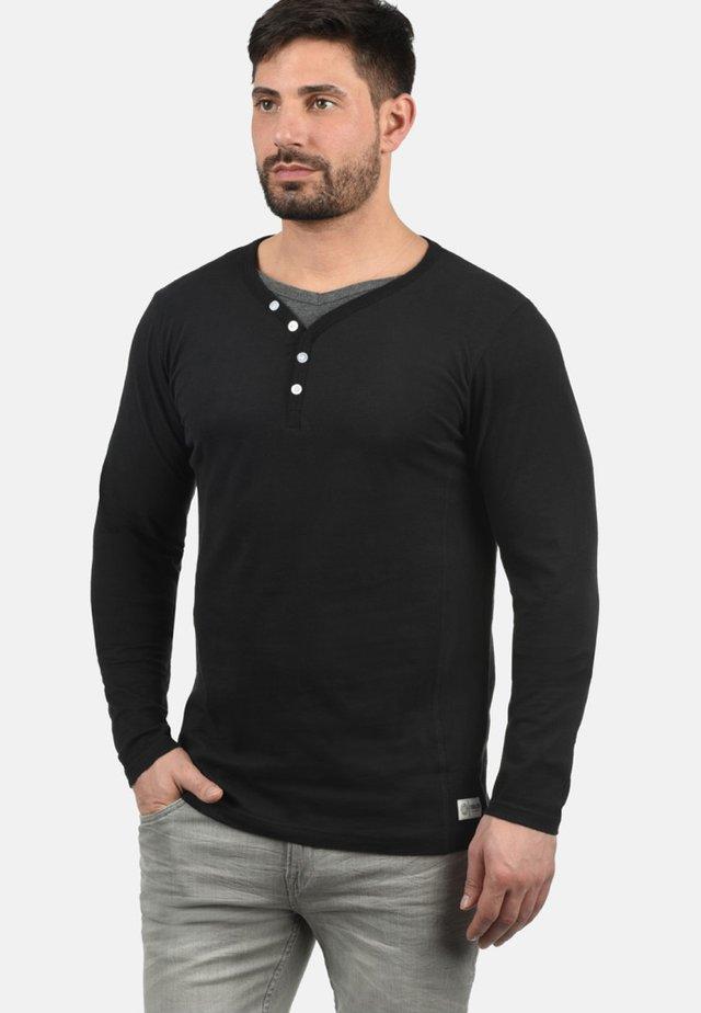 DORIANO - Longsleeve - black