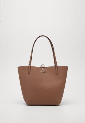 Shoppingveske - taupe/blush