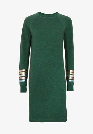Day dress - palmblattgrün