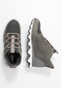 Sorel - KINETIC CARIBOU - Ankle boots - quarry - 3