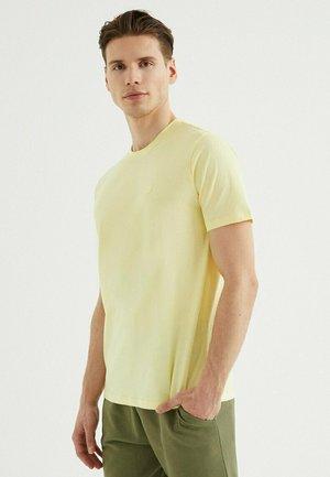 T-shirt basic - french vanilla