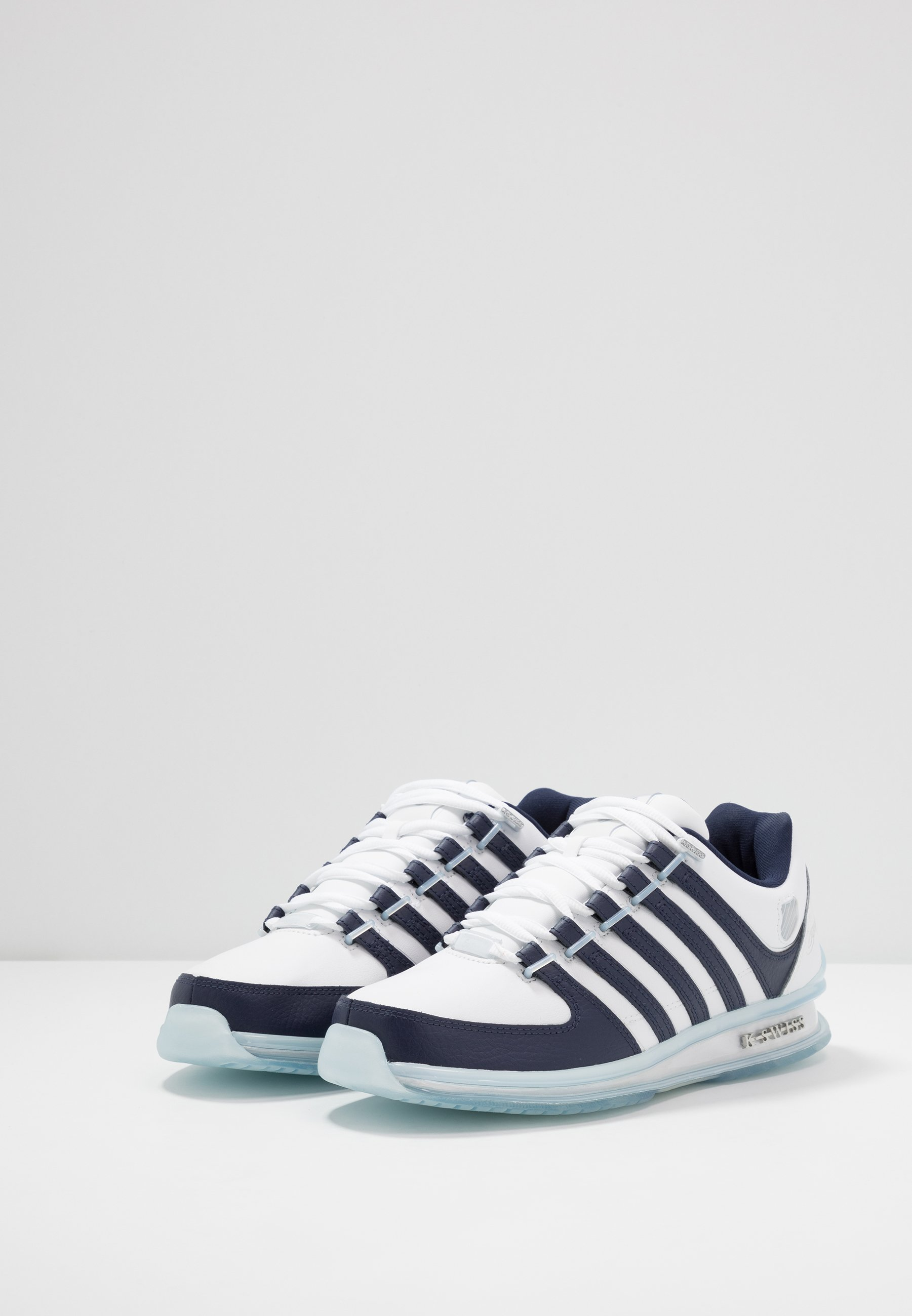 K-swiss Rinzler 15 Yrs - Sneakers Laag White/navy/crystal Clear