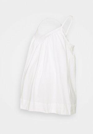 MLRENEE - Top - snow white