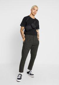 Gabba - FIRENZE  - Trousers - dark green - 1