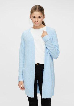 PCELLEN  - Cardigan - cashmere blue