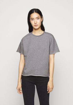 LUNIE - T-shirt basique - grau