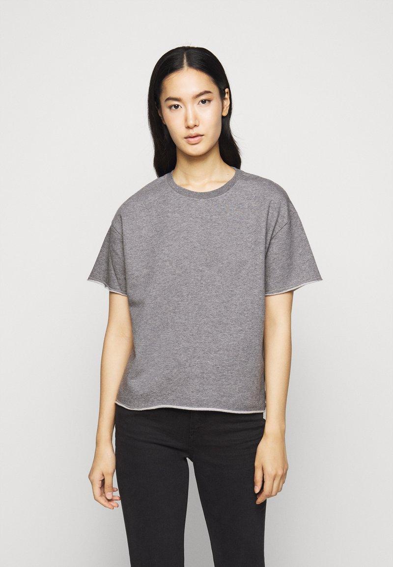 DRYKORN - LUNIE - Basic T-shirt - grau