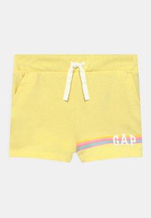 TODDLER GIRL LOGO  - Shorts - lime juice