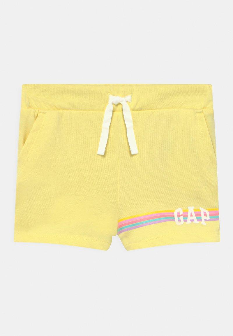 GAP - TODDLER GIRL LOGO  - Shorts - lime juice