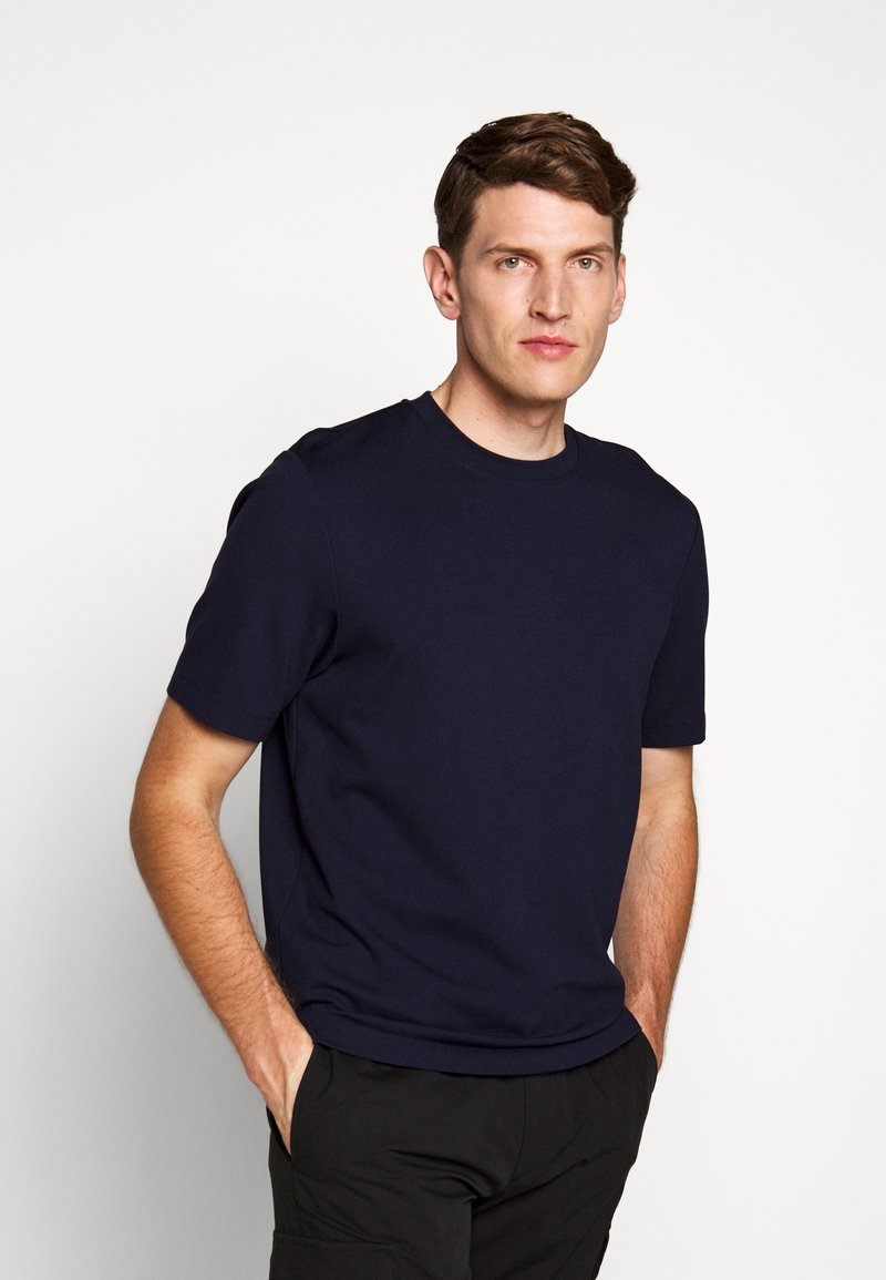 Theory - RYDER TEE - T-shirt basique - space