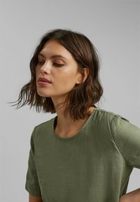 Esprit - DRESS - Day dress - light khaki - 4