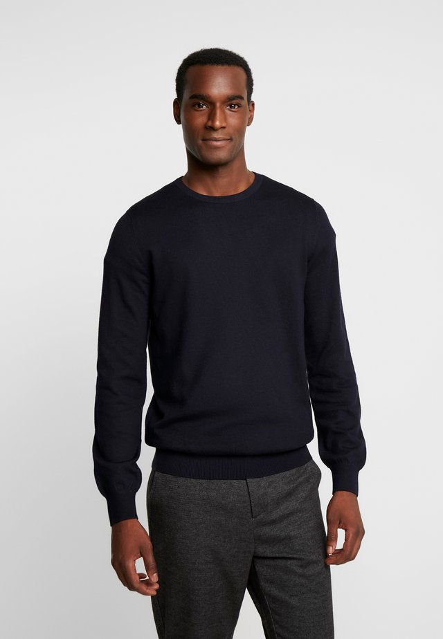 PEACH - Sweatshirt - navy