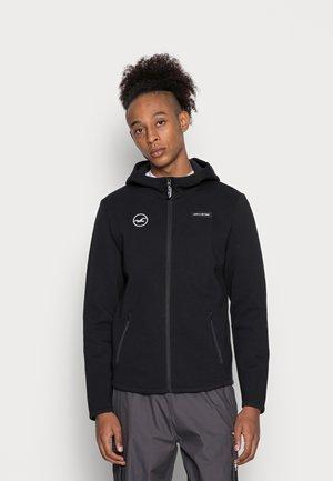 APAC ELEVATED - Zip-up sweatshirt - black