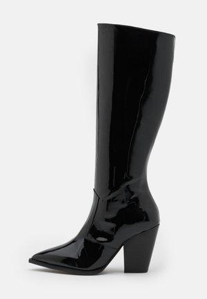 BOTTES - Laarzen - black