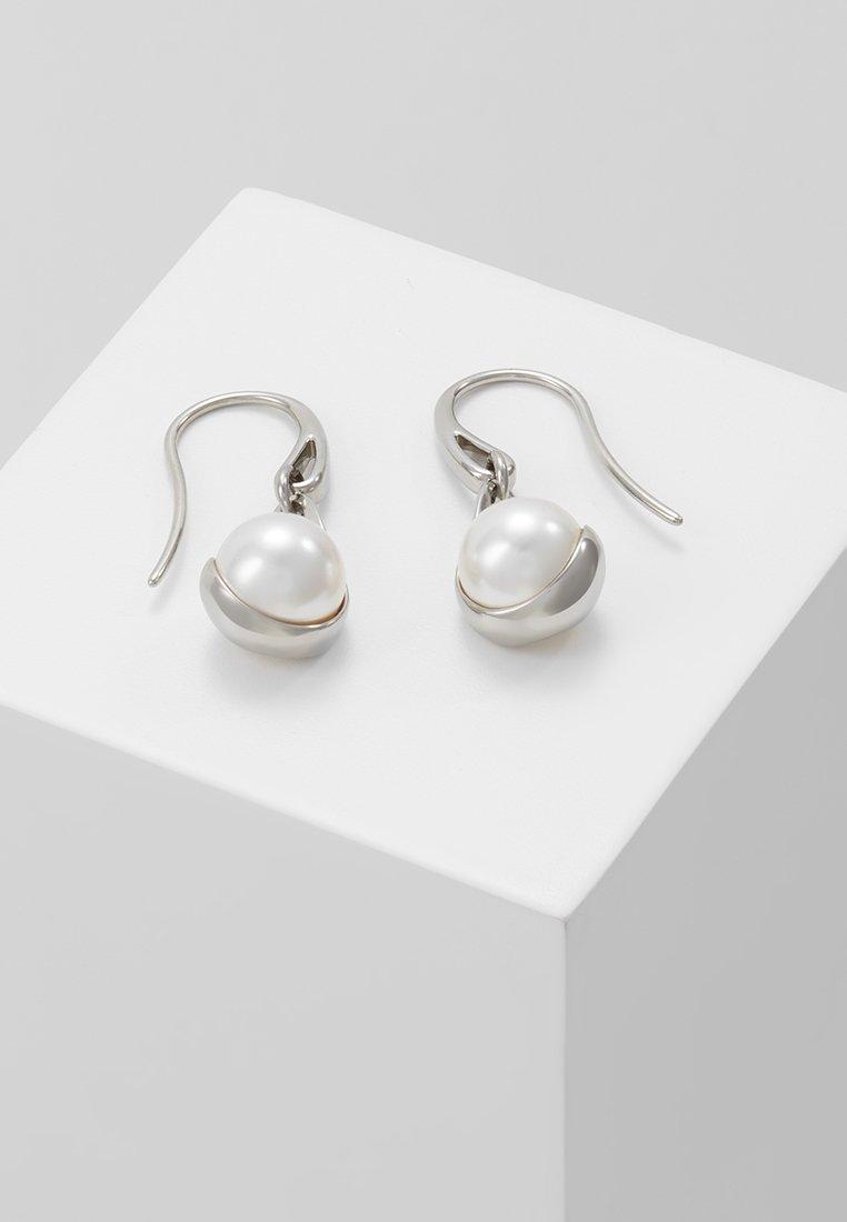 Skagen - AGNETHE - Earrings - silver-coloured