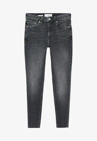 Mango - ISA - Jeans Skinny Fit - open grijs - 5