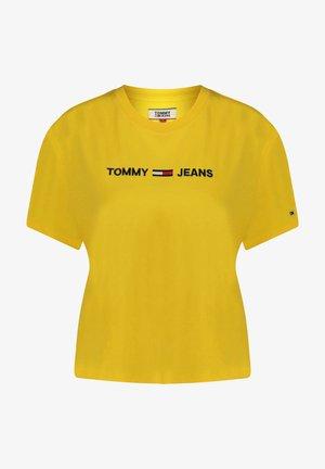 Print T-shirt - zitrone (407)