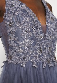 Luxuar Fashion - Společenské šaty - rauchblau - 6