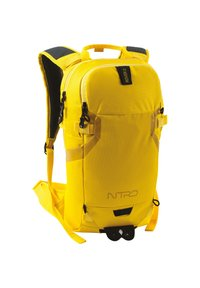 Nitro - ADVENTURE ROVER  - Hiking rucksack - cyber yellow - 1