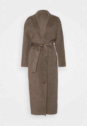 ALEXA COAT - Classic coat - dark taupe