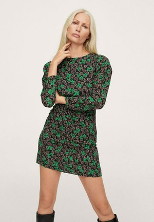 Vestido informal - grün