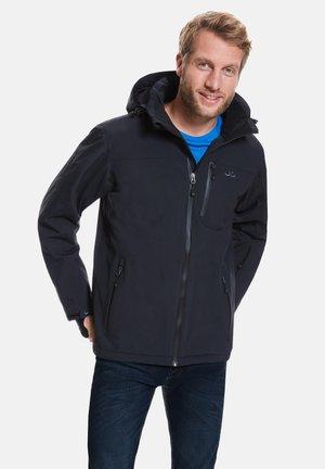 BERGEN - Snowboardjacke - black