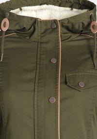 Desires - ANNIKA - Winter jacket - ivy green - 4
