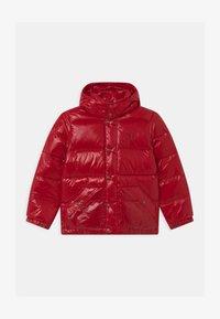 Polo Ralph Lauren - HAWTHORNE - Bunda zprachového peří - red - 0