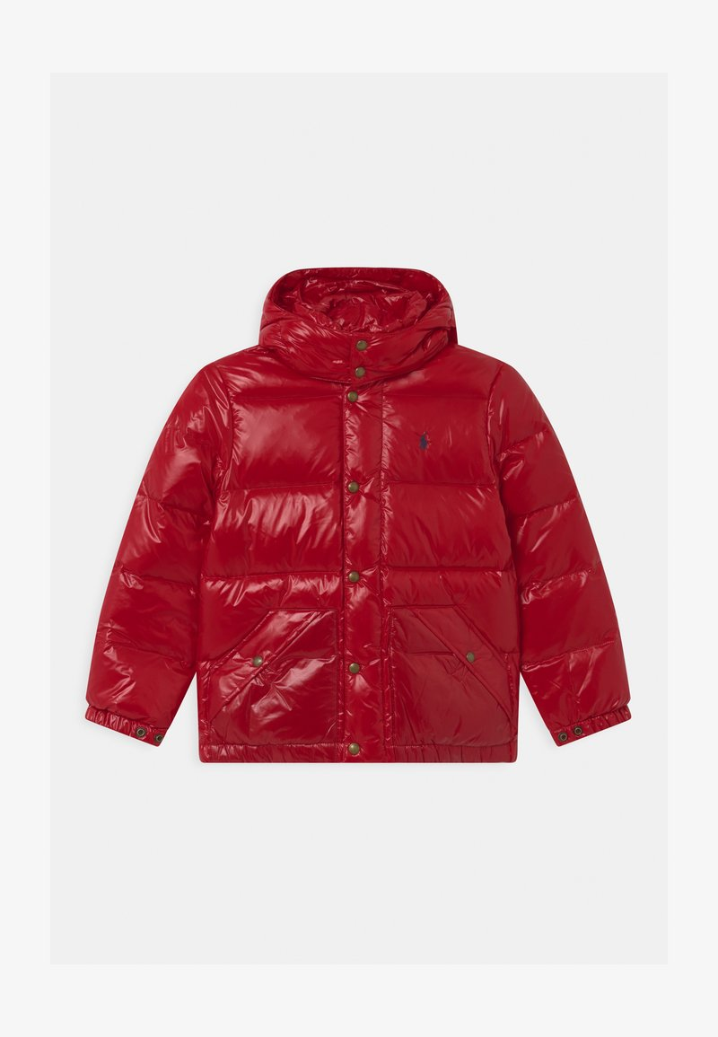 Polo Ralph Lauren - HAWTHORNE - Bunda zprachového peří - red