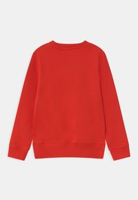 Calvin Klein Jeans - RAISED MONOGRAM - Mikina - red - 1