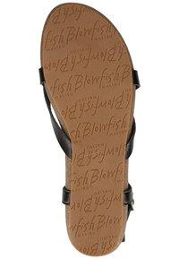 Blowfish Malibu - T-bar sandals - black - 4