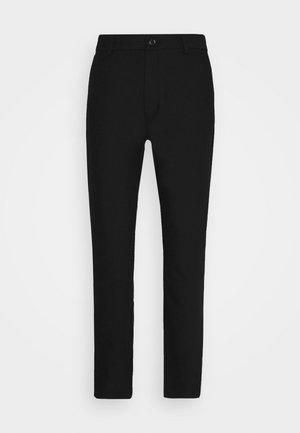 FRANKIE REGULAR TROUSERS - Pantaloni - black