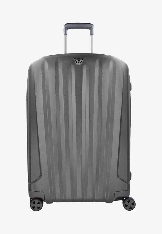 UNICA  - Wheeled suitcase - anthracit