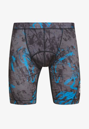 MENS COMP LINER SHORT - Leggings - cyan
