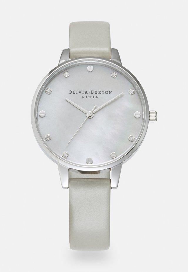 CLASSICS - Horloge - grey/silver-coloured