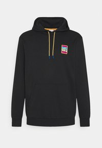 adidas Originals - HOODIE SPORTS INSPIRED  - Mikina s kapucí - black - 4