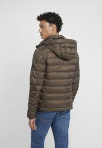 Peuterey - BOGGS - Down jacket - dark olive - 2