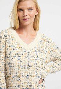 usha - Jumper - beige yellow blue - 3