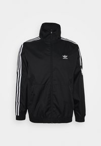 adidas Originals - UNISEX - Training jacket - black/white - 4