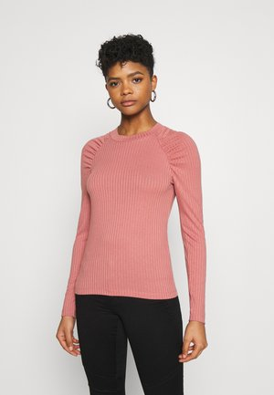 ONLJANNE - Long sleeved top - withered rose