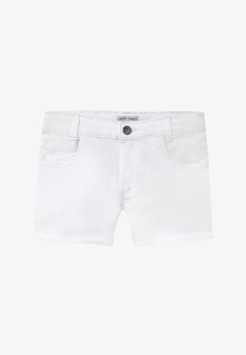 TEEN GIRLS - Kraťasy - optical white