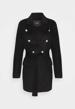 GABIE - Classic coat - noir